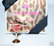 Juicy Couture Candy Cane Charm