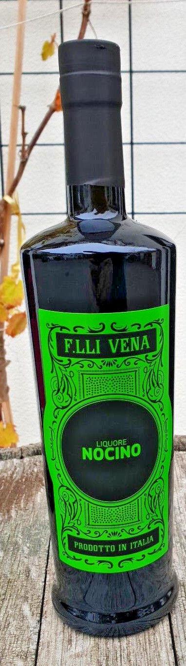 der allerbeste NOCINO 1x700ml Liquore handgemachter Walnuß Nusslikör Italien