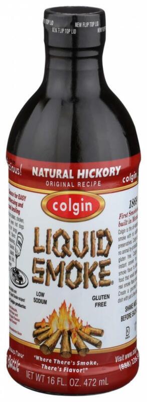 Colgin Liquid Smoke, 16.0 Ounce 16 Fl Oz