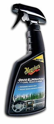 MEGUIAR'S Odor Eliminator Geruchsvernichter Geruchsentferner G2316EU