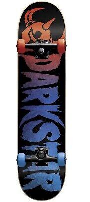 """Darkstar Scrim 7.0"""" Youth First Push Soft Wheels Skateboard Complete Brand New!"""
