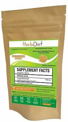 Fenugreek Extract Powder 40% Saponins Women Health Lactation