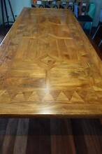 Trilogy Fruitwood Dining Table – Moving House Nedlands Nedlands Area Preview