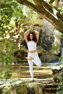 Private yoga classes (therapeutic, post-natal, corporate)