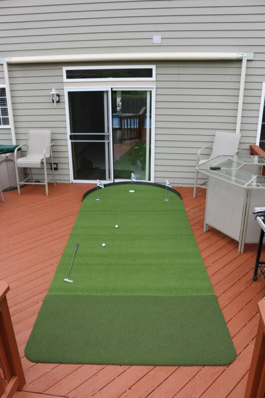 Big Moss Golf Commander V2 SERIES 6