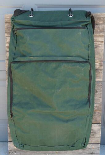 Cordura Zippered Garment Bridle Bag Show Hunter GREEN