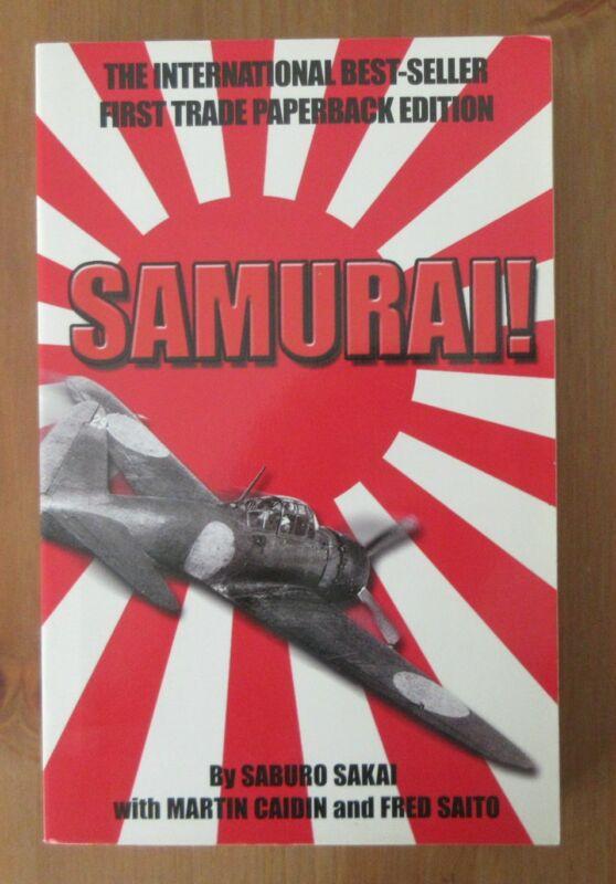 ace book SAUBRO SAKAI SAMURAI ZERO