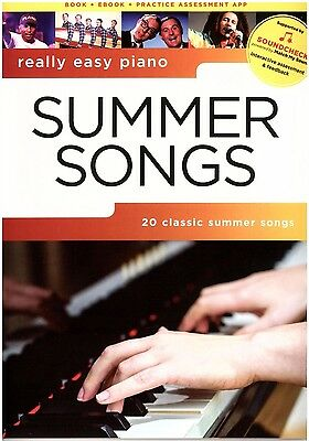 Klavier Noten : Summer Songs (Really Easy Piano) leicht - AM 1013045
