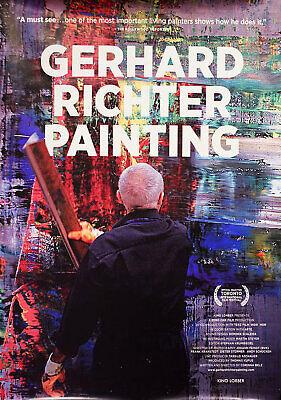 Gerhard Richter - Painting 2011 U.S. One Sheet Poster