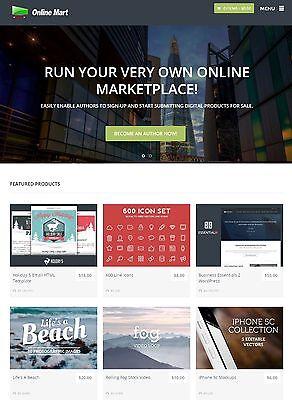 Online Digital Marketplace   Software Store Free Hosting   Installation