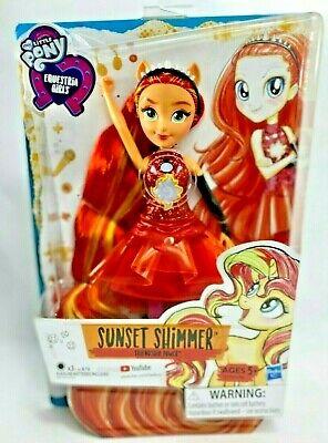 My Little Pony Equestria Girls Friendship Power Sunset Shimmer Lights (My Little Pony Equestria Girls Dolls Sunset Shimmer)