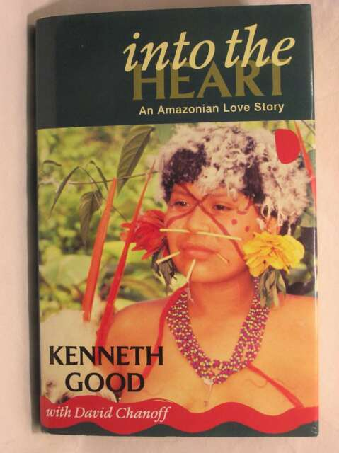 Into the Heart, Chanoff, David, Good, Kenneth, Very Good Book