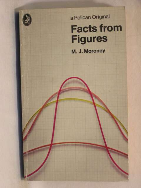 Facts From Figures, M. J. Moroney, Good Book