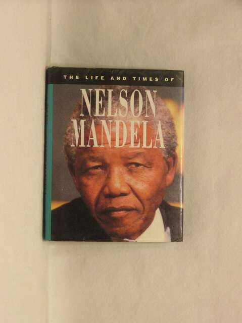 Nelson Mandela (Life & Times), Brown, James, Very Good Book