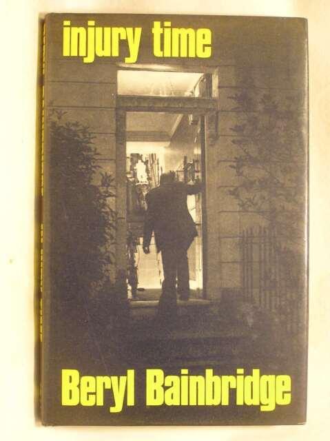 Injury Time, Bainbridge, Beryl, Very Good Book
