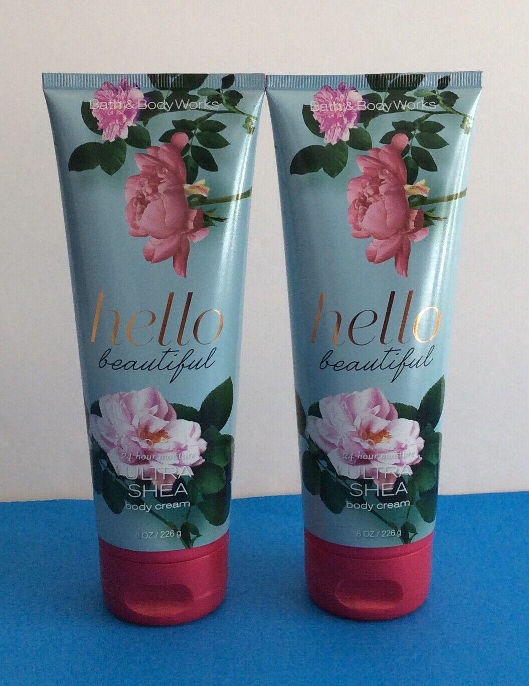 Bath Body Works Hello Beautiful Body Cream / Lotion  - $27.89