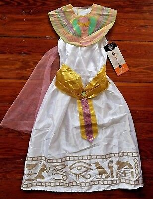 Egyptian Theater Halloween Party (Cleopatra Halloween costume dress child kids size LARGE theater party)