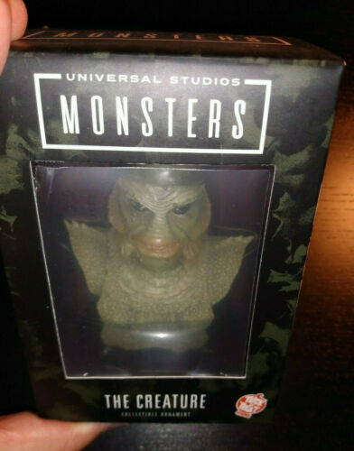 Creature from the Black Lagoon Ornament Trick Treat Studios Universal Monsters