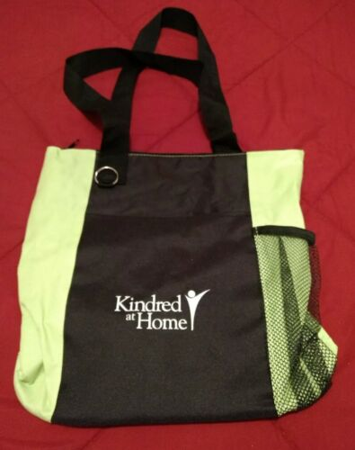 unused kindred at home tote bag health