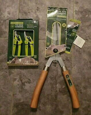 Spear&jackson gardener's gift set wishbone handle shears, twin pack secateurs