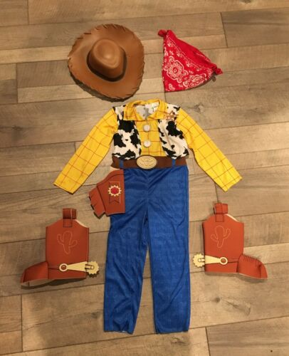 Disguise Disney Toy Story----Cowboy *Woody* Costume----Child