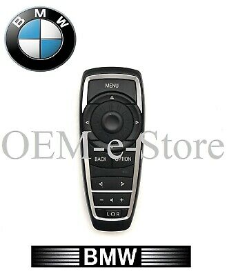 2010-2017 BMW 535i 550i xDrive GT Gran Turismo DVD Entertainment Remote Control