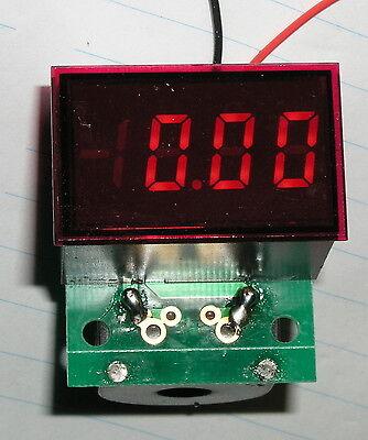 digitales  Amperemeter 0 - 19,99 A   ACA-20PC-2-DC1-RL-C von  DATEL muRata