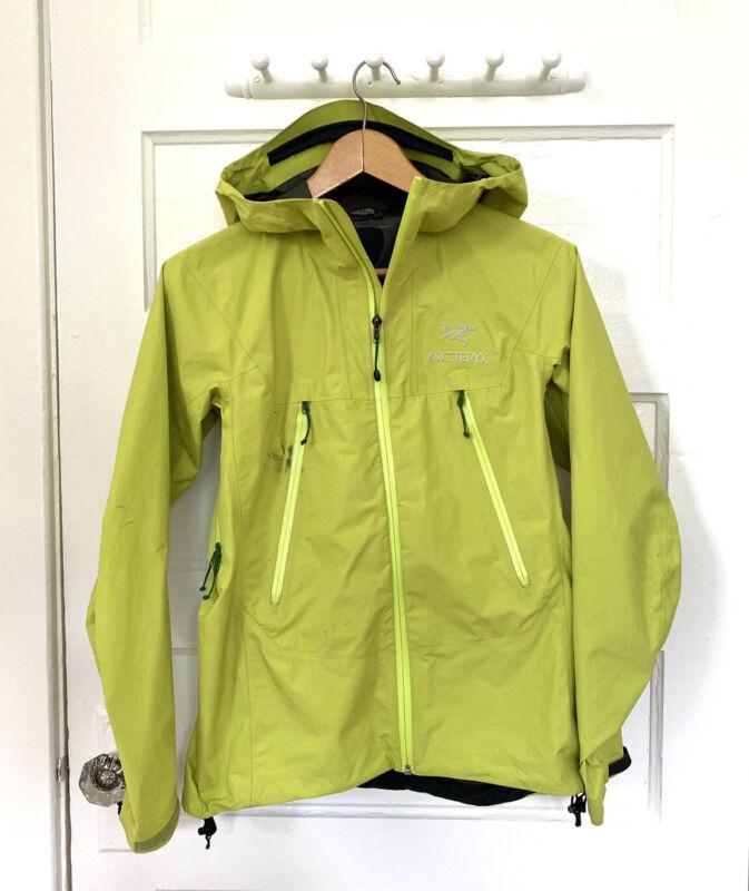 Arcteryx Beta SL jacket - Women's Small - GORE-TEX rain jacket - RARE COLOR