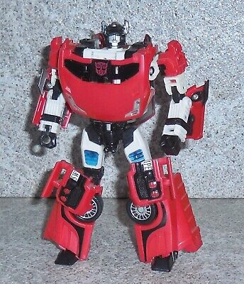 Transformers Universe SIDESWIPE Classics Deluxe