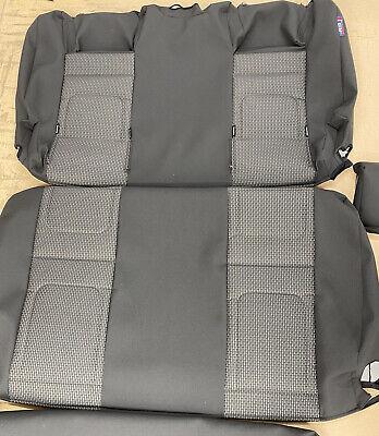 VW T6 RIB Bed- Titanium Brick 112cm- Covers Only- Brand New!