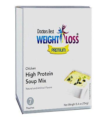 Doctors Best Premium - Chicken Flavor High Protein Diet
