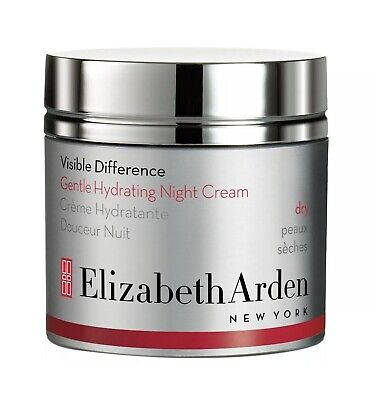 Elizabeth Arden Night Treatments Visible Difference Gently Hydrating Nigh Cream