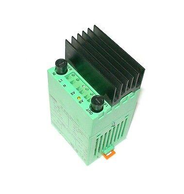 Phoenix Contact 5 Vdc Power Supply Model Cm62-ps-120ac