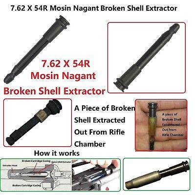 Russian 91//30 7.62x54R 7.62 X 54R Broken Shell Extractor Mosin Nagant