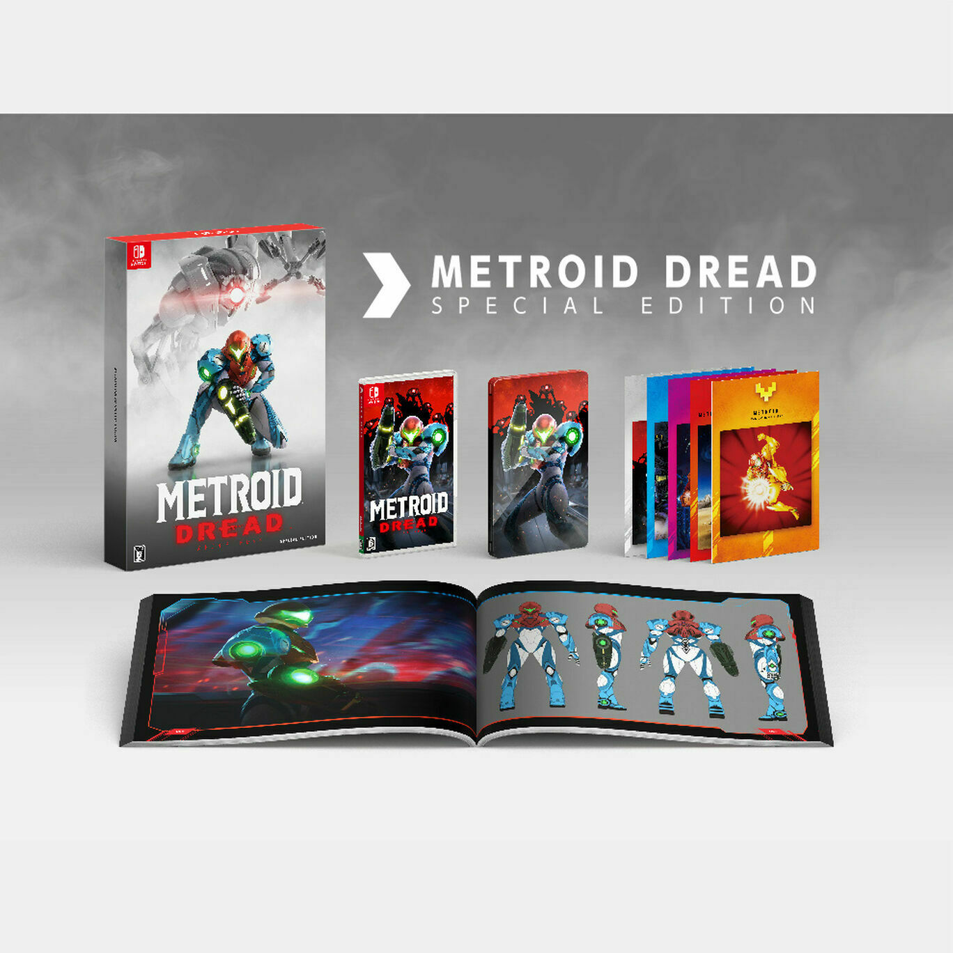 PSL Metroid Dread Special Edition Limited goods not include game w Tracking