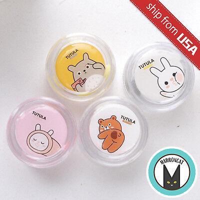 Lot 4 Soft Foam Ear Plugs Sleep Noise Earplug Cute Kawaii Cartoon Trinket Box Us