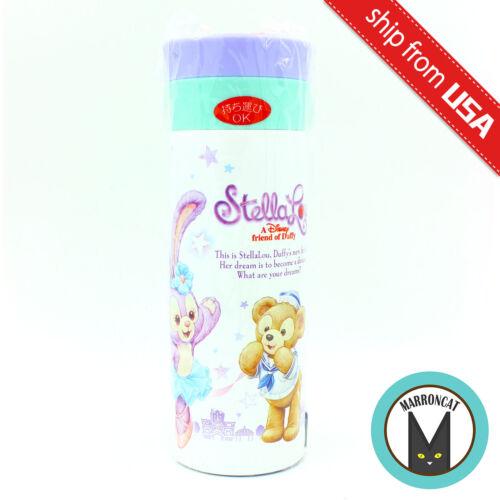 Japan Tokyo Disney Sea limited StellaLou Rabbit Duffy Friend Drink Water Bottle