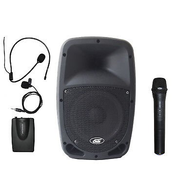 Wireless Battery Powered Pa System - 6407BHL 8