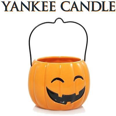 Yankee Candle Petey Pumpkin O'Lantern Halloween Friends New In Box