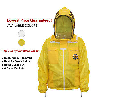 Beekeeper Jacket Buy 2 Professional Ventilated 3 Layer Jackets Size S To 4xl