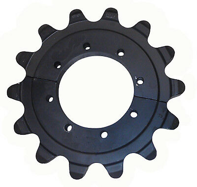 14 Tooth Split Sprocket186255a1 Fits Case Rt660 Rt800 Rt860rt960 Trenchers