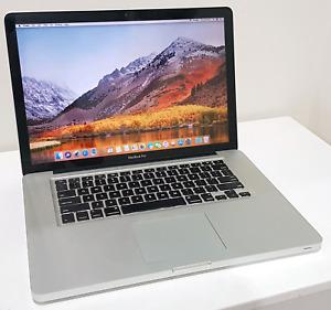 """MacBook Pro 15"""" 2011 Quad-core i7 8Gb Ram 250Gb Ssd"""