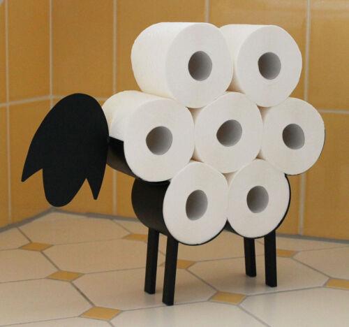 Toilettenpapierhalter Schaf WC Rollenhalter Stehend Toilettenrollenhalter Lustig