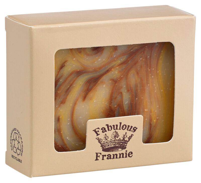 PATCHOULI Herbal Soap Bar 100% Pure Essential Oils by Fabulous Frannie