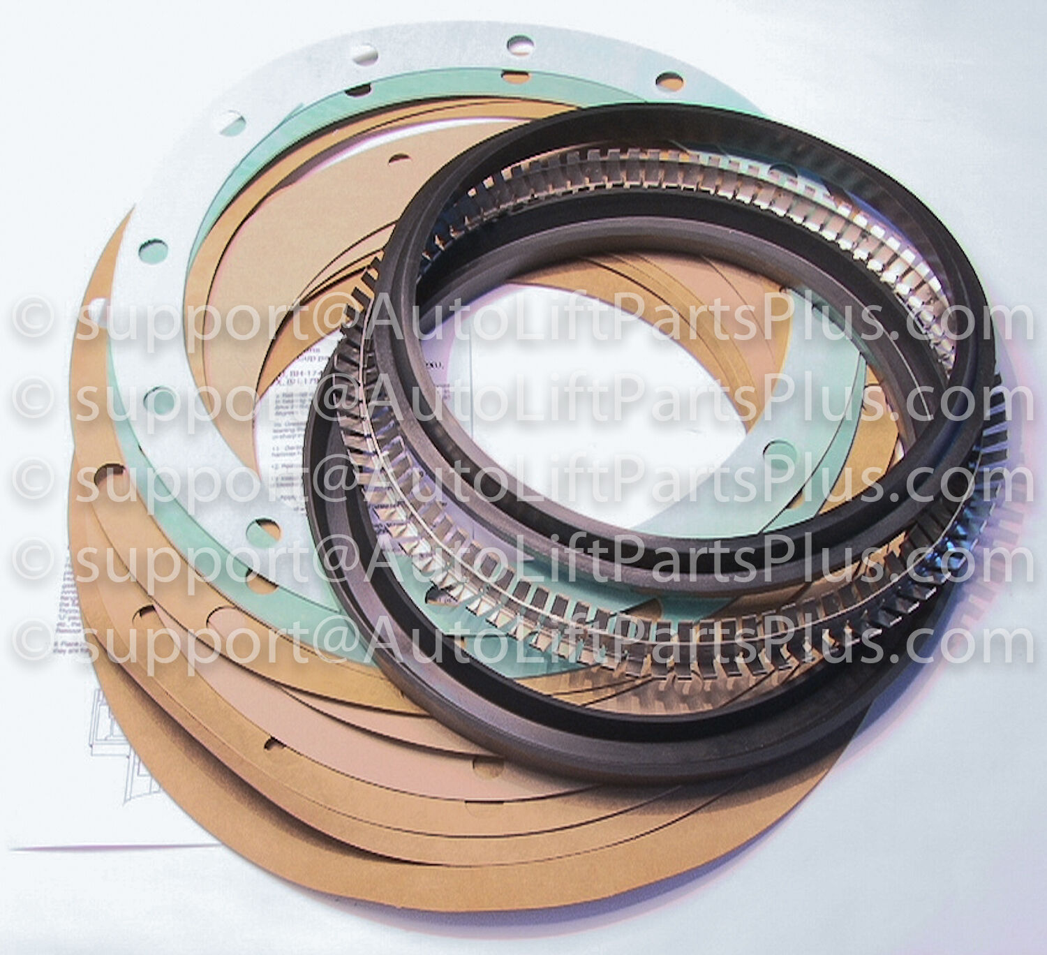 Globe In Ground Car Lift : Universal spring style seal kit for in ground globe lift