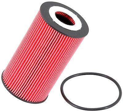 Performance K&N Filters PS-7011 High Flow Oil Filter For (Porsche 911 Turbo Gt3 Rs For Sale)