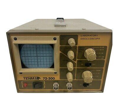 Tenma Laboratory Laboratory Oscilloscope 72-300