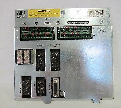 Abb Dsqc 509 Dsqc509 Robotics 3hac5687-1 Controller Panel Unit