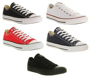 Converse-Chuck-Taylor-All-Star-Trainer-NEW-VERSION-All-Color-Sizes-Low-Shoes