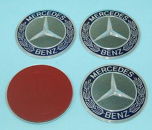 4x-65mm-Alloy-Wheel-Centre-Caps-Badge-Sticker-logo-NEW